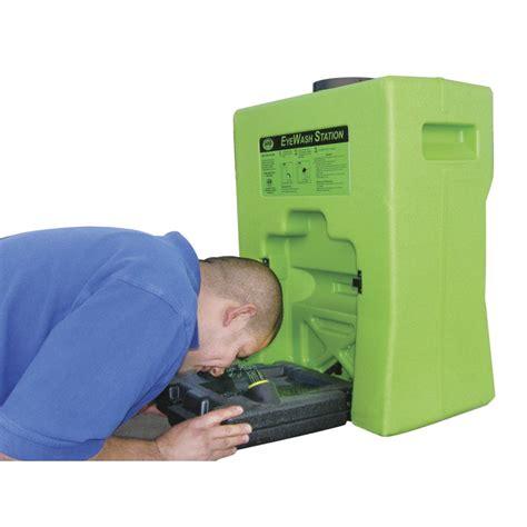 home wash station safety emergency eye wash station
