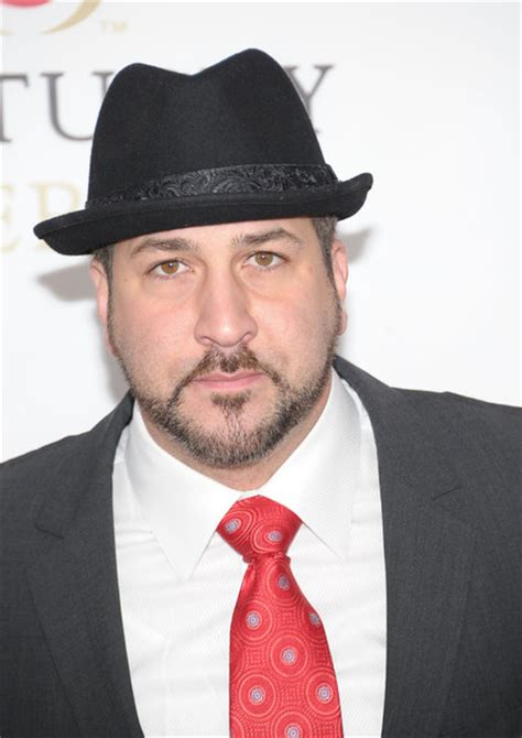 joey futon joey fatone pictures 137th kentucky derby arrivals