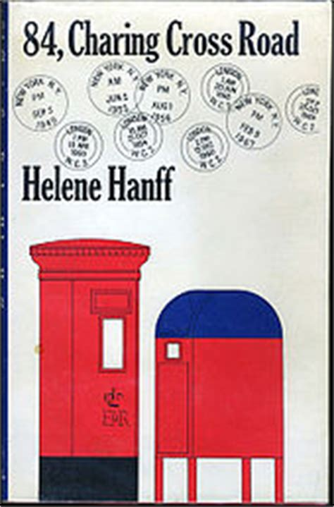 84 charing cross road b00v74rsty lecturas comentadas quot 84 charing cross road quot helene hanff