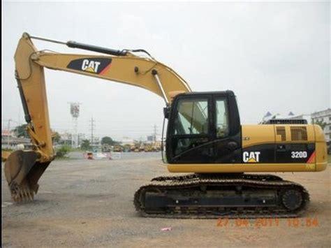 Monitor Excavator Cat 320d used caterpillar 320d crawler excavators for sale mascus usa