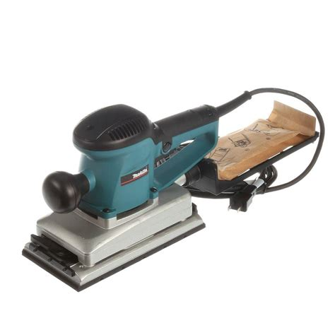 makita 1 2 corded sheet finishing sander bo4900v the
