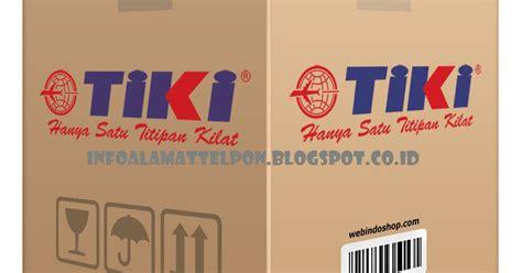 Info Pengiriman Terlambat Dan Info Paket Jne Tiki Wahana Go Kilat cara kirim paket barang lewat tiki info alamat dan telepon