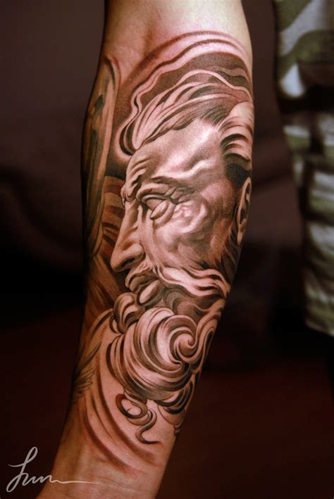 michelangelo tattoos artist jun cha senses lost