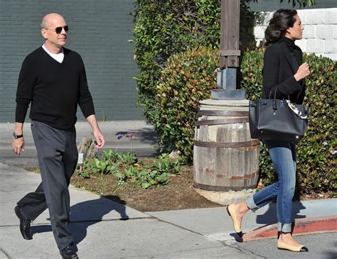 Is Bruce Willis Going Out With by Bruce Willis Heming Willis Photos Photos Bruce