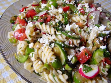 pasta salad with rotini rotini salad