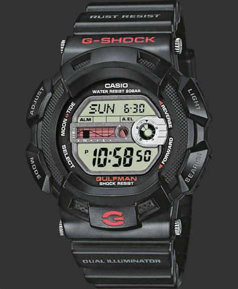 Gshock G9100 Gulfman new casio g shock g9100 gulfman