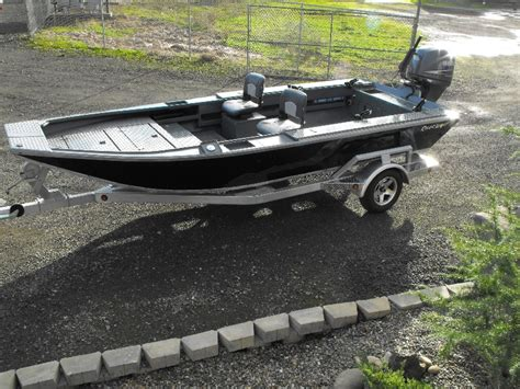20 flat bottom river wolf aluminum boats inc - Flat Bottom Boat Pictures