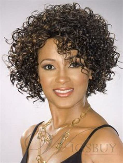 African American Tight Curls | tight curly hairstyles