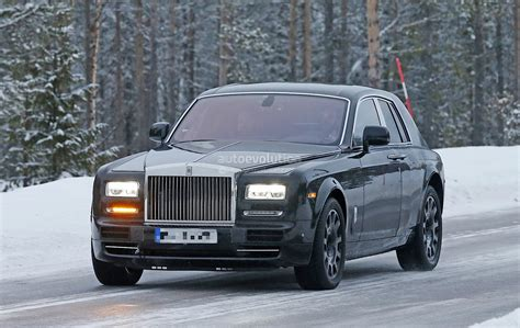 roll royce suv rolls royce suv spied in sweden it s shorter than a