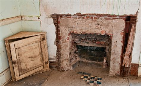 How to reopen a hidden fireplace   Period Living
