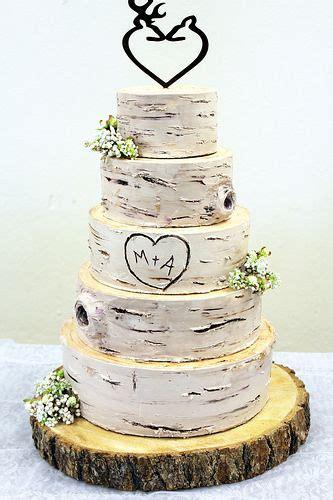 Hochzeitstorte Baum by 25 Best Ideas About Birch Tree Cakes On Tree