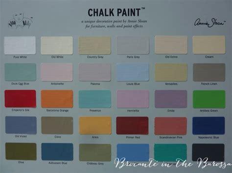 chalk paint brisbane 25 best ideas about sloan colour chart on