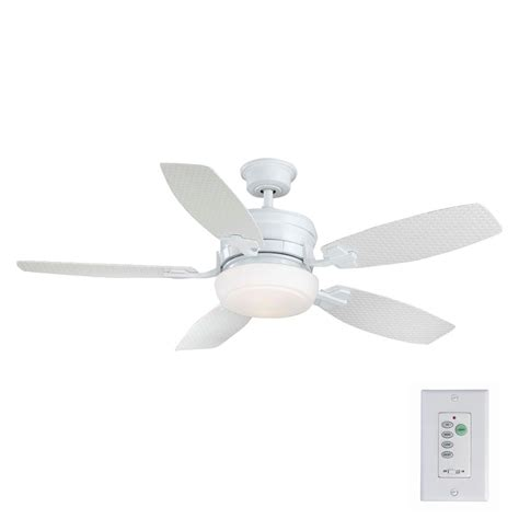 merwry ceiling fan remote home decorators collection merwry 52 in integrated led