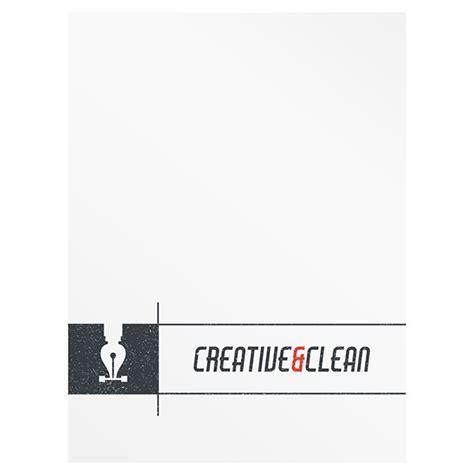 Clean Business Card Template Ai by Creative Clean Folder And Business Card Free Ai Template