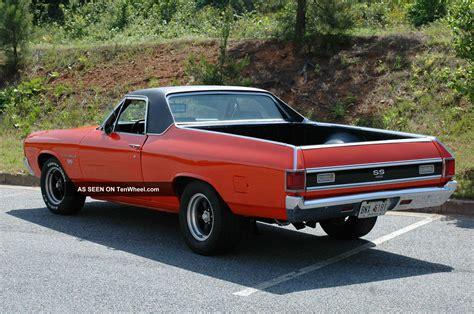 1972 el camino ss 1972 el camino ss 454 autos weblog
