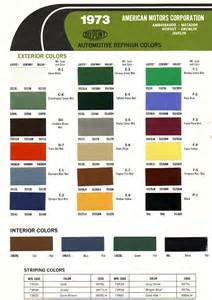car color chart automotive color chart autos post