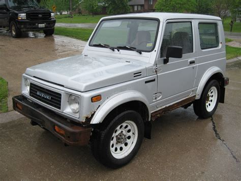 Buy Suzuki Sidekick Suzuki Samurai Pictures Information And Specs Auto