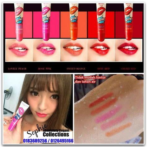 Lipstik Wow monomola lasting lip colour wow peel lipstick by monomola absolutely