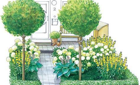 Garten Gestalten Wenig Sonne by Die Besten 25 Vorgarten Gestalten Ideen Auf