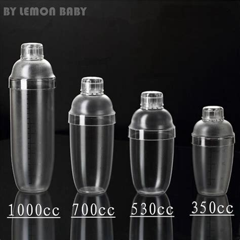 Shaker Transparant 350ml popular cocktail buy cheap cocktail lots from