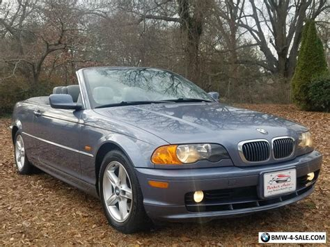 2002 bmw 3 series convertible heated seats 1 owner no