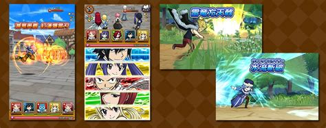 theme line android fairy tail fairy tail brave saga out now on both platform kongbakpao