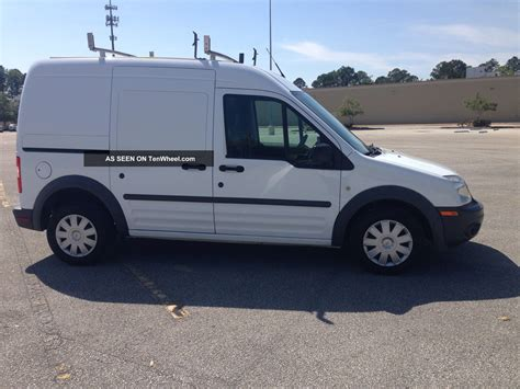 2012 ford transit connect 2 0l at cargo work only 19