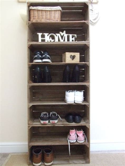 Chic Shoe Rack by 4 X Shabby Chic Wooden Shoe Racks Rustic By