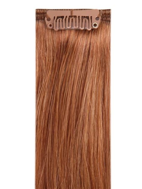 Halo Hair Extensions United States Distributor | deluxe clip in in light chestnut 10 10