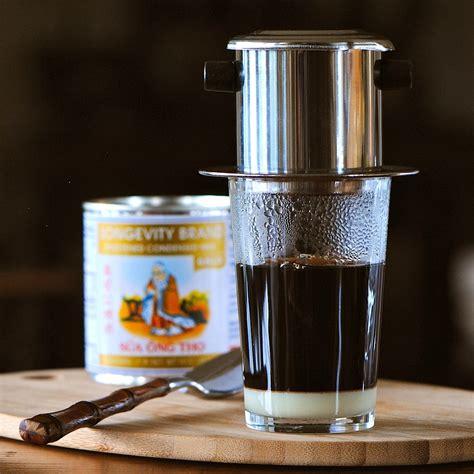 JULES FOOD : Vietnamese Coffee bold and sweet