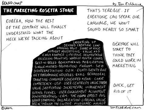 rosetta stone jokes the marketing rosetta stone tom fishburne cranky