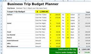 Business Travel Budget Template Vacation Budget Sheet Related Keywords Amp Suggestions