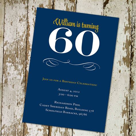 wording for 60th birthday invitations 20 ideas 60th birthday invitations card templates birthday invitations templates