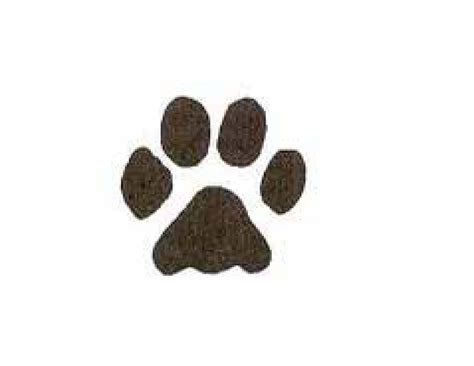 puppy paw pawprint new calendar template site