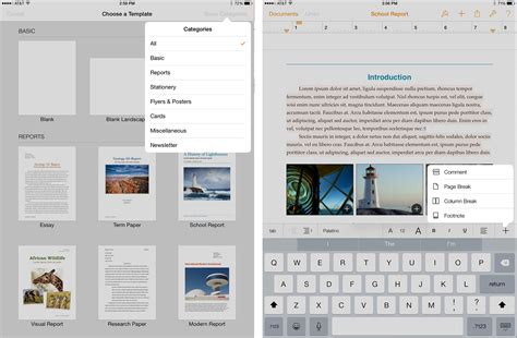 dictionary template for google docs iwork vs microsoft office vs google docs which ipad and