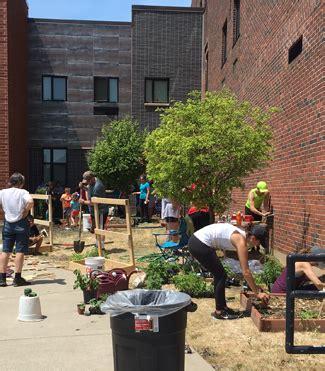 Gardeners Supply Workshops Grassroots Gardens Needs Volunteers Supplies Workshops