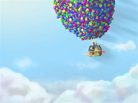 a house in the sky up house in the sky by sucki artist on deviantart