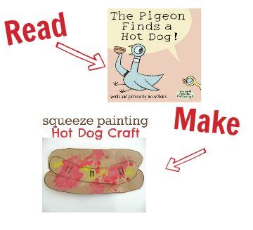 the pigeon finds a 25 books with crafts to match crafting dogs and books