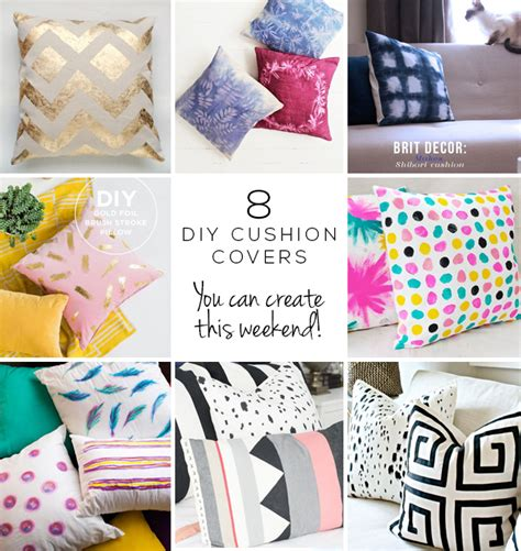 diy cushions 8 diy cushion covers you can create this weekend by duran the oak furniture land