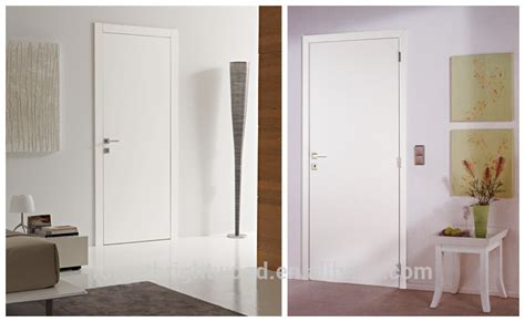 White Wood Interior Doors Sale White Wooden Flush Interior Doors Buy Interior Doors Flush Door Design Wooden
