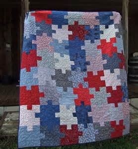 35 best images about puzzle quilts on