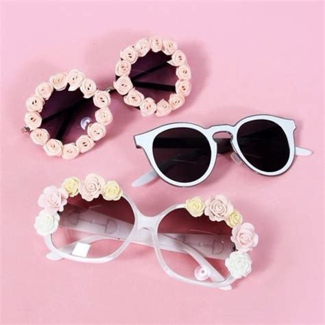 girly l shades loseshow handmade polymer clay rose flower box vintage