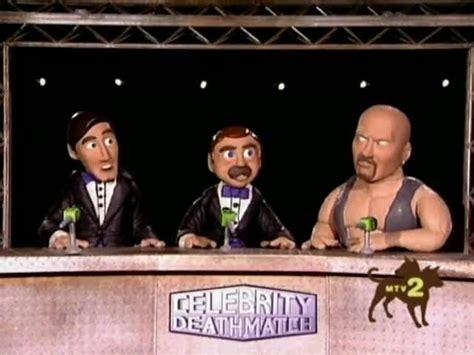 celebrity deathmatch nine inch nails celebrity deathmatch temporada 1 cap 237 tulo 8 la ni 241 a
