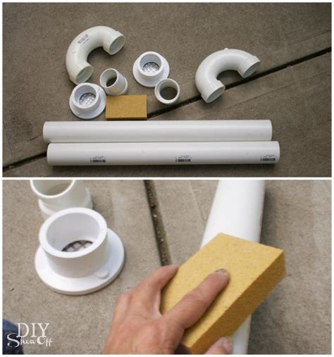 Pvc Decorations by Lighted Pvc Canes Diy Home Decor Diy