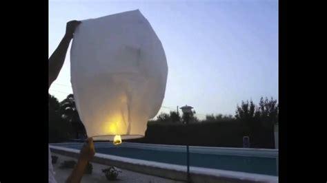 come costruire una lanterna volante istruzioni lanterne volanti cinesi how