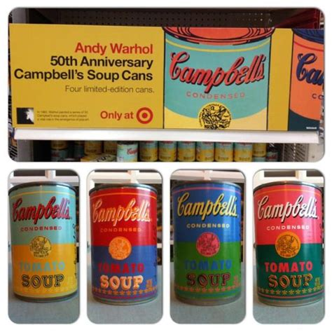 Cbell Tomato Soup Andy Warhol by Warhol Soup Cans