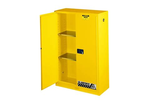 Flammable Storage Cabinet Flammable Storage Cabinet 45 Gallons Cb894500jr Usasafety