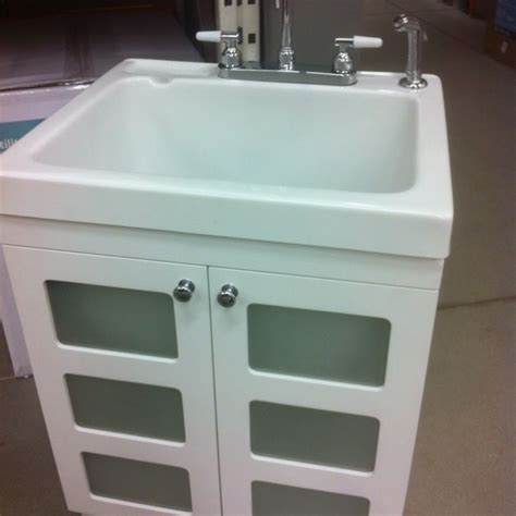 home depot utility sink on retro style laundry sink