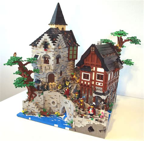 building houses it s kind of like lego but more anoying lego architecture at its best thekevinchen