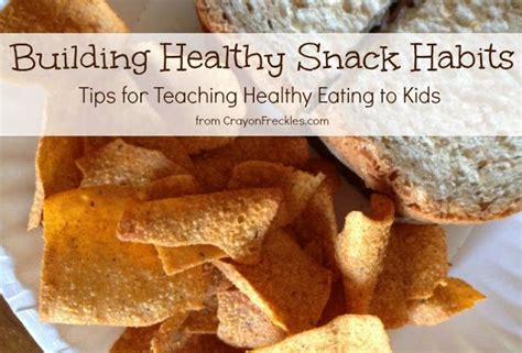 Tips Articles Healthy Snacking Habits 5 tips for building healthy snacking habits from